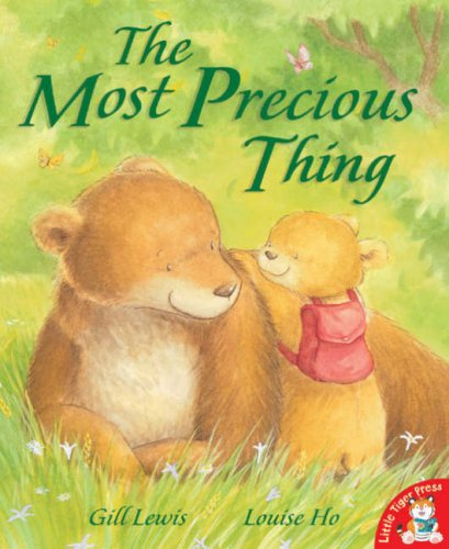 The Most Precious Thing: Gill Lewis, Louise