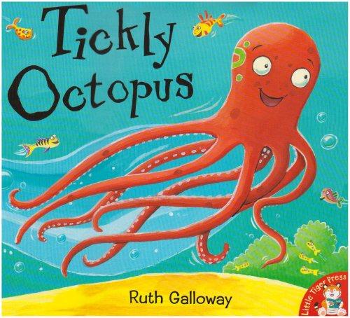 9781845063764: Tickly Octopus