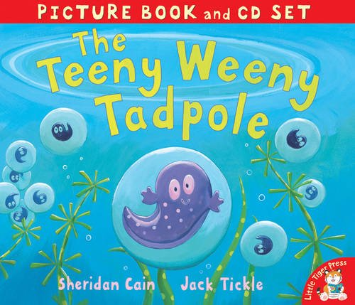 9781845064259: The Teeny Weeny Tadpole (Book & CD)