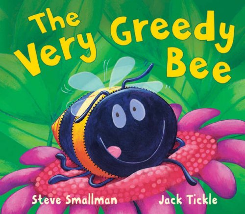 9781845064488: The Very Greedy Bee (Picture Book and CD Set)