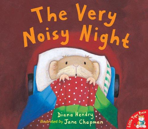 9781845065225: The Very Noisy Night (Little Tiger Mini Hardbacks)