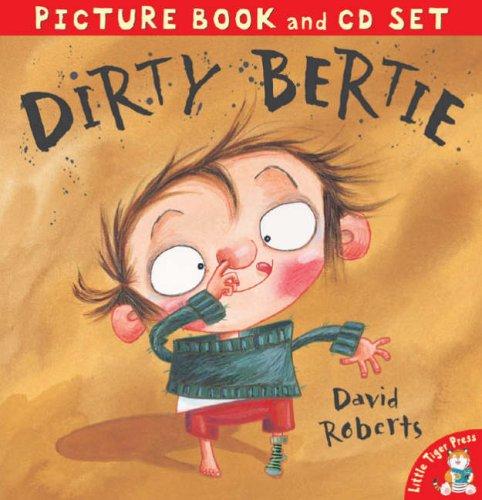 9781845065263: Dirty Bertie (Picture Book & CD)