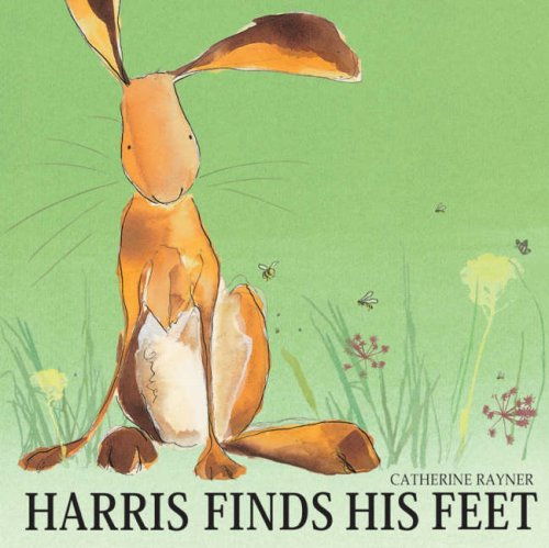 Harris Finds His Feet: Catherine Rayner