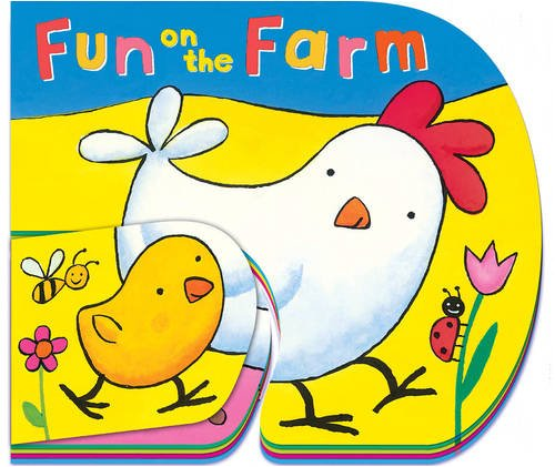 9781845065980: Fun on the Farm (Big-and-Little Book Series)