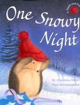 9781845066024: One Snowy Night