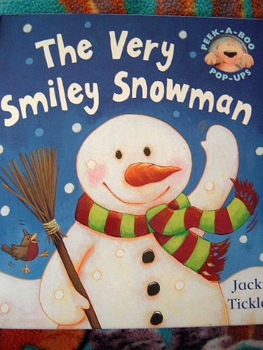 9781845066239: The Very Smiley Snowman (Peek-A-Boo Pop-Ups)