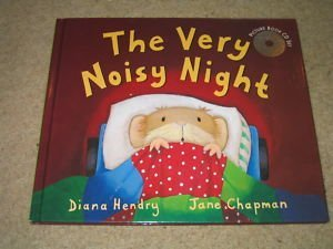 9781845066529: THE VERY NOISY NIGHT (Picture Book CD Set)