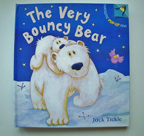 9781845066628: The Very Bouncy Bear (Pop-Up)