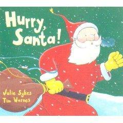 9781845066727: Hurry, Santa!
