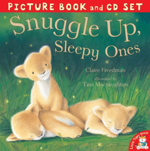 9781845067069: Snuggle Up, Sleepy Ones - Book and CD set