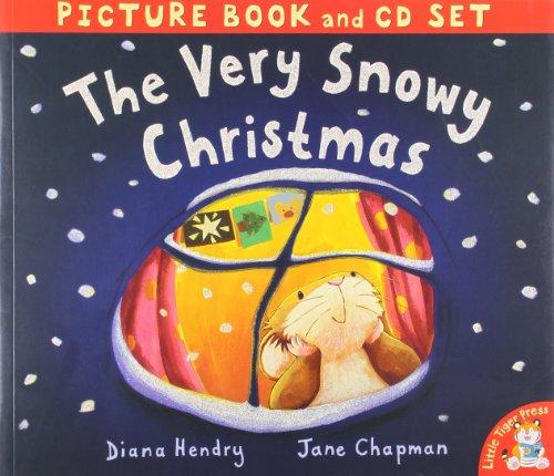 9781845067083: The Very Snowy Christmas (Book & CD)