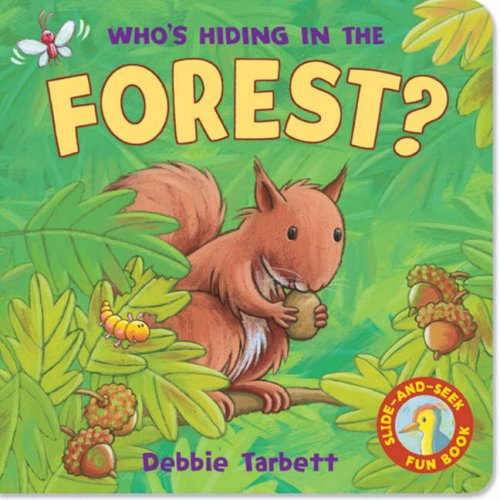 9781845067113: Who's Hiding in the Forest?
