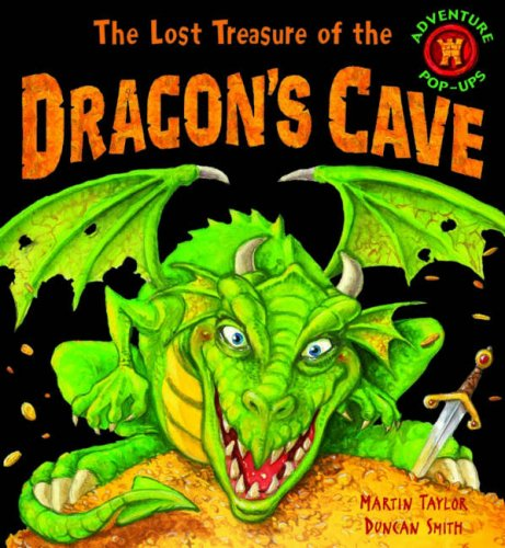 The Lost Treasure of the Dragon's Cave: Taylor, Martin