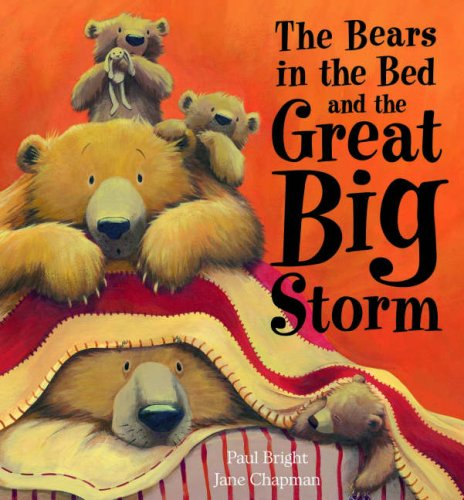 9781845067632: The Bears in the Bed and the Great Big Storm