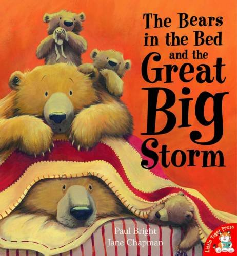 9781845067649: The Bears in the Bed and the Great Big Storm