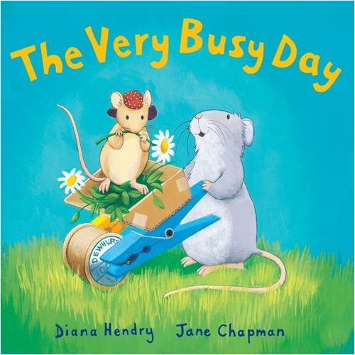 9781845068073: The Very Busy Day