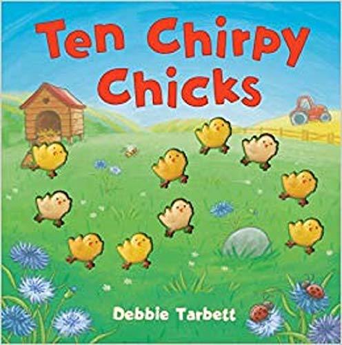 9781845069377: Ten Chirpy Chicks