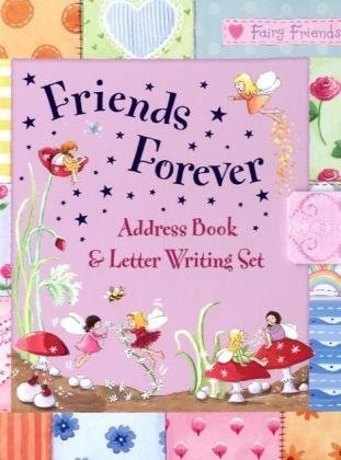 9781845069551: Friends Forever: Address Book and Letter Writing Set
