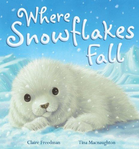 9781845069650: Where Snowflakes Fall