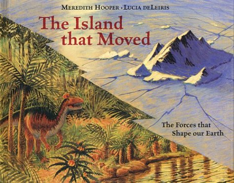 9781845070038: The Island That Moved
