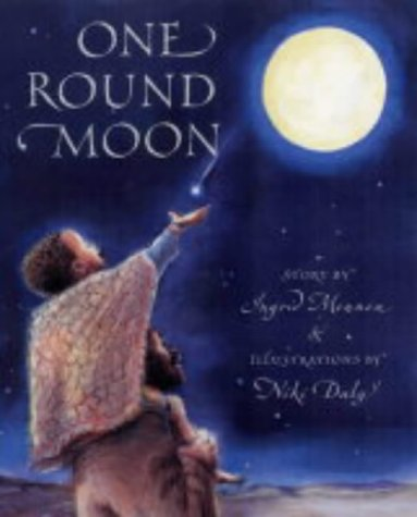 9781845070243: One Round Moon and a Star for Me