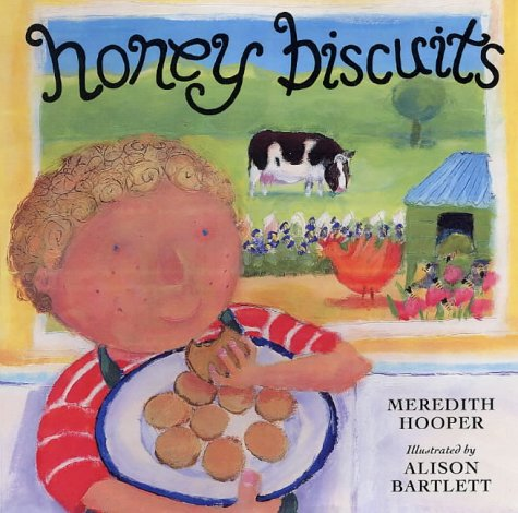 Honey Biscuits (1845070445) by Meredith Hooper