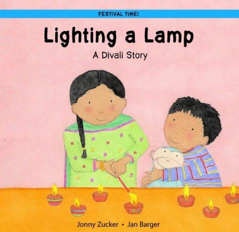9781845070625: Lighting a Lamp: A Divali Story (Festival Time!)