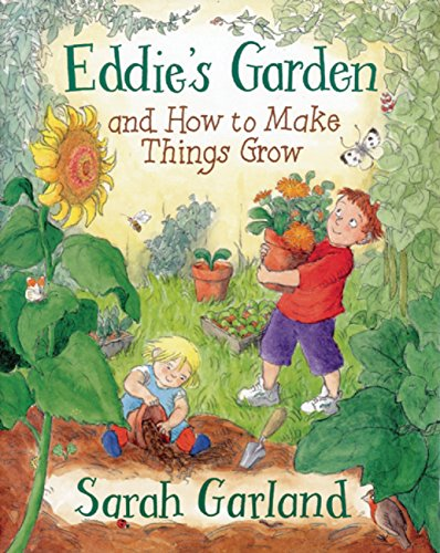 Eddies Garden: and How to Make Things: Garland, Sarah