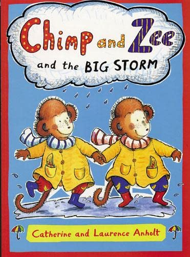 9781845070977: Chimp and Zee and the Big Storm (Chimp & Zee)