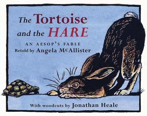 9781845071424: The Tortoise and the Hare: An Aesop's Fable