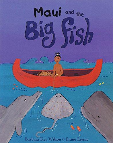 9781845071592: Maui and the Big Fish