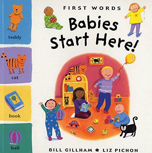 9781845071691: Babies Start Here