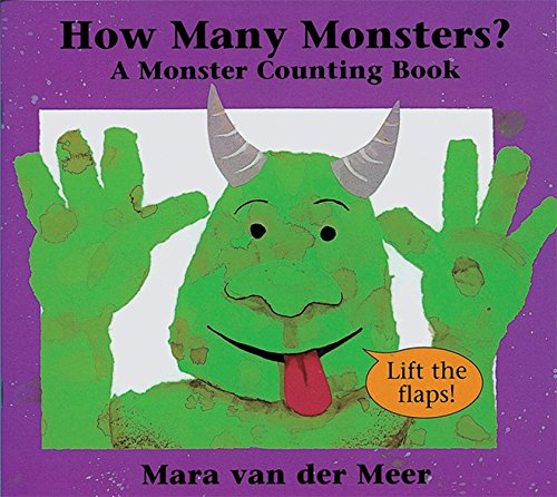 9781845071967: How Many Monsters: A Monster Counting Book