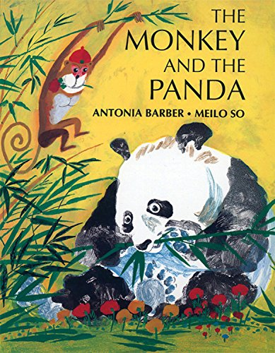 9781845072094: Monkey and the Panda (US Edition) (Windy Edge)