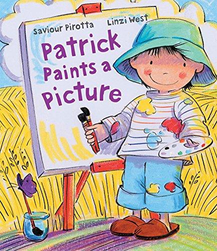 9781845072964: Patrick Paints a Picture