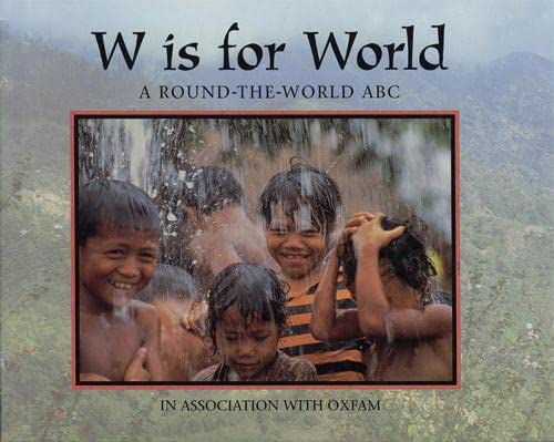 W Is for World : A Round-the-World: Kathryn Cave