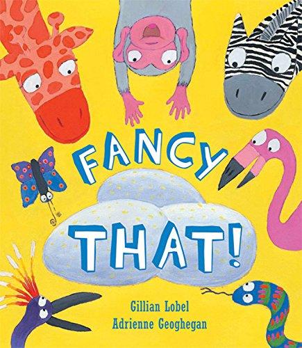Fancy That!: Adrienne Geoghan