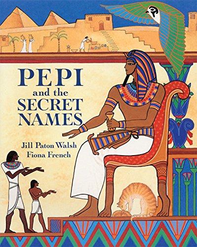 9781845073510: Pepi and the Secret Names
