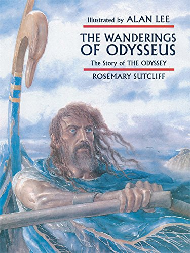 9781845073602: The Wanderings of Odysseus: The Story of The Odyssey