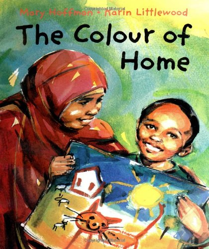 9781845074258: The Colour of Home (Big Books)
