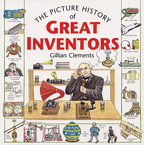 9781845074395: Picture History of Great Inventors