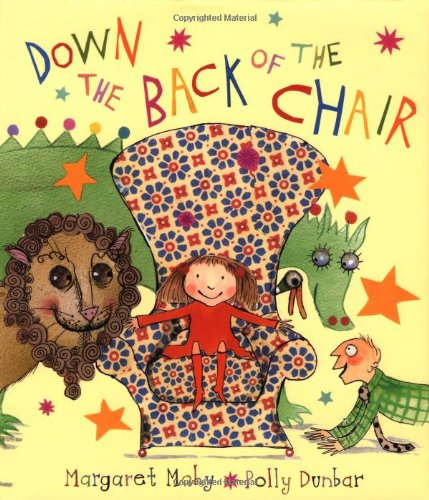 9781845074401: Down the Back of the Chair
