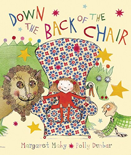 9781845076023: Down the Back of the Chair