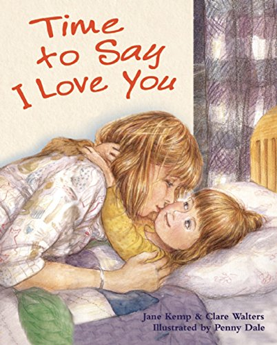 Time to Say I Love You: Clare Walters, Jane