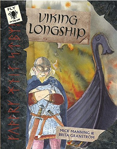 9781845076375: Viking Longship (Fly on the Wall)