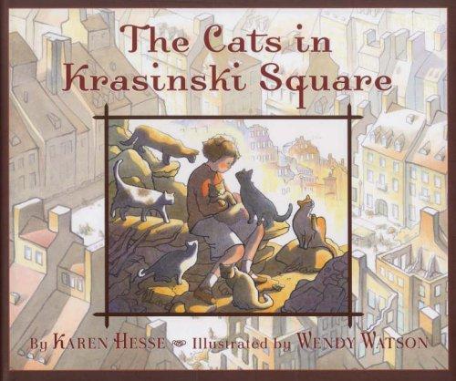 9781845077013: The Cats in Krasinski Square