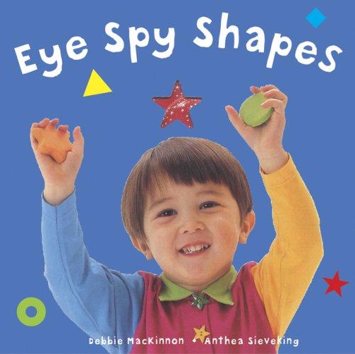 9781845077112: Eye Spy Shapes
