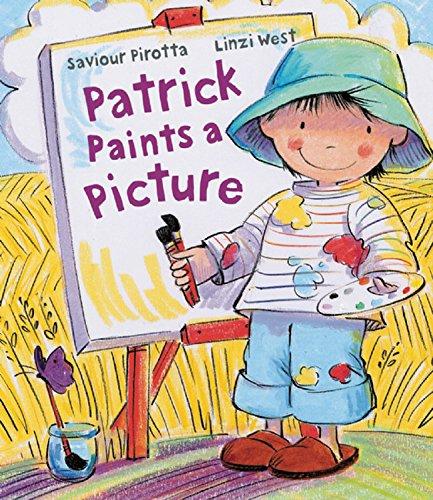 9781845077198: Patrick Paints a Picture