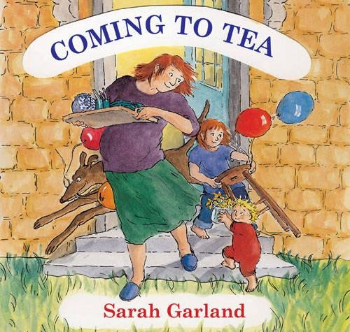 9781845077235: Coming to Tea (Going...)