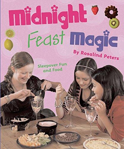 9781845077839: Midnight Feast Magic: Sleepover Fun and Food